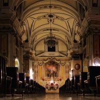 Taranto_ Chiesa di San Pasquale _ Santuario del Santo Compatrono di Taranto SantEgidio Maria di San Giuseppe., Таранто