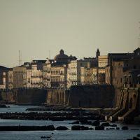 Il Borgo Antico di Taranto_sunset, Таранто