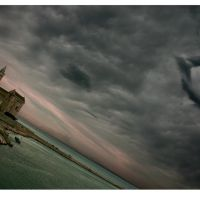 Trani, la Cattedrale e la tempesta, Трани