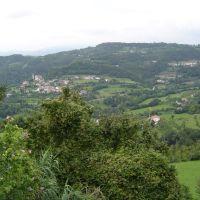 Vista da Via Zovo, Виченца