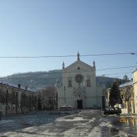 piazza Castelnovo, Виченца