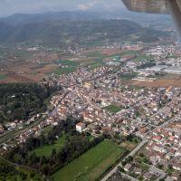 Foto aerea Isola Vicentina, Виченца