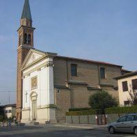 Chiesa S. Salvatore - Camin Padova, Падуя