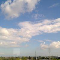 Sky over Camin, Падуя