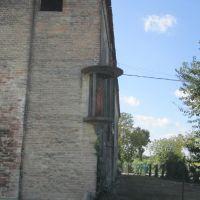 Legnaro (PD) sp.35 angolo via C.Battisti (Villa Busenello), Падуя