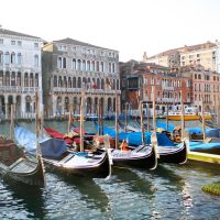 Canal Grande. Venezia., Венеция