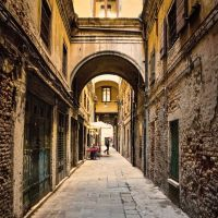 Scorcio Veneziano, Венеция