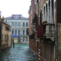 VENEZIA-CA PESARO** contest december**, Венеция