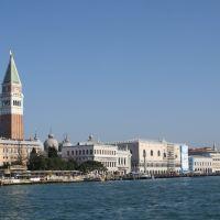 Campanile. Sestiere San Marco., Венеция