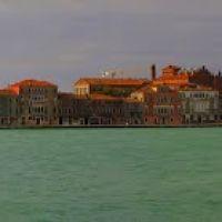 ITA Venezia Canale e Isola della Giudecca from Fondamenta Zattere Panorama by KWOT, Венеция