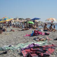 Spiaggia di Catanzaro Lido, Катанцаро