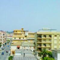 Panorama del quartiere Casciolino, Катанцаро