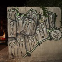 Graffiti, Катанцаро