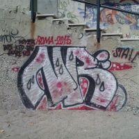 Graffiti in Catanzaro, Катанцаро