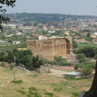 Roccelletta di Borgia - CZ - Parco archeologico di Scolacium - Basilica normanna di S.Maria della Roccella con influenze arabe e bizantine, Катанцаро