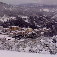 Conflenti sotto la neve, Косенца