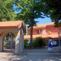 Ingresso Casa Nazareth Villa Rosa, Косенца