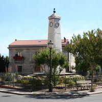 soveria mannelli, monumento commemorativo a g. garibaldi, Косенца