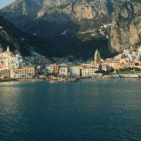 #82 Italy - Campania - Salerno - Amalfi - Costiera Amalfitana - Unesco., Амалфи