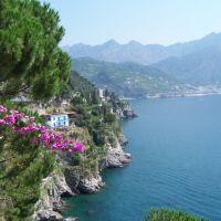 La costiera Amalfitana - Castiglione, Амалфи