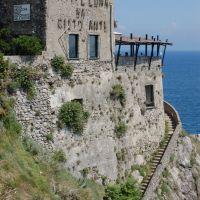 Amalfi - Torre Saracena, Амалфи