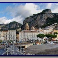Amalfi (panorama), Амалфи