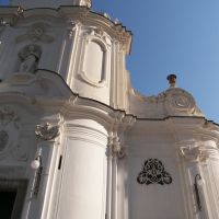 Atrani-Chiesa della Maddalena, scorcio, Амалфи