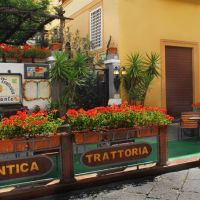 antica trattoria, Сорренто