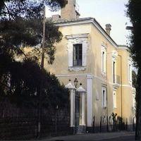 Sorrente - la maison où logeait Maxime Gorki en 1930, Сорренто