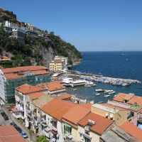 Sorrento, Metropolitan City of Naples, Campagnia, Italy, Сорренто