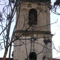 Particolare del campanile di San Lorenzo, Аверса