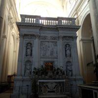 Interno della Cattedrale di San Paolo, Аверса