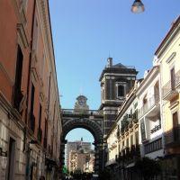 Via Roma e Arco dellAnnunziata (Porta Napoli), Аверса