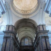 Navata della chiesa della SS. Annunziata, Аверса