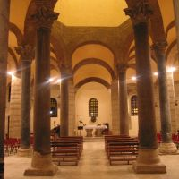 chiesa di santa sofia: interno, Беневенто