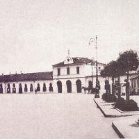 stazione ferroviaria distrutta nel 1943, Беневенто