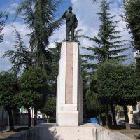 monumento a leonardo bianchi, Беневенто