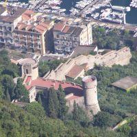 Presquîle de Sorrente - Le château dAnjou, Кастелламмаре-ди-Стабия