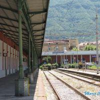 Stazione di Castellammare di Stabia (lato binari) MC2009, Кастелламмаре-ди-Стабия
