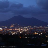 2003, il Vesuvio, Кастелламмаре-ди-Стабия