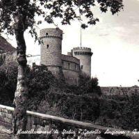 1960 - Castello Angioino -Quisisana, Кастелламмаре-ди-Стабия