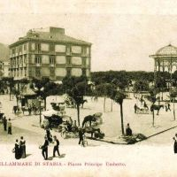 Piazzale in Piazza Principe Umberto, Кастелламмаре-ди-Стабия