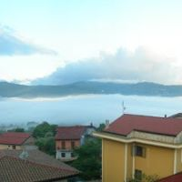 Nebbia a San Michele di Serino, Ночера-Инфериоре