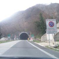 monte Pergola tunnel dir. Salerno, Ночера-Инфериоре