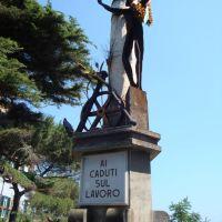 Monumento ai Caduti sul Lavoro, Поццуоли