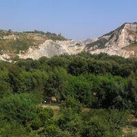 Macchia Mediterranea nel cratere della Solfatara, Поццуоли
