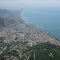 Salerno (aerial view), Салерно