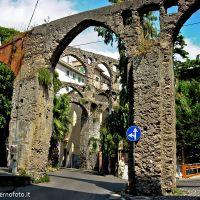 Via Arce - Ponti del diavolo, Салерно