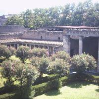 Oplontis, villa Poppea, Торре-Аннунциата