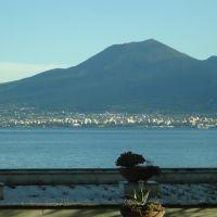 Golf von Neapel mit Vesuv, Торре-Аннунциата